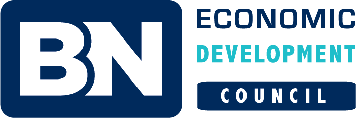Bloomington Normal Economic Development Council Logo