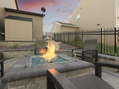Fire Pit Pool